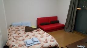 Living / Sleeping Area