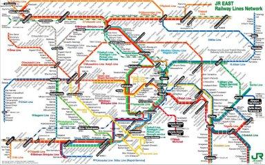Japan Rail - All Lines