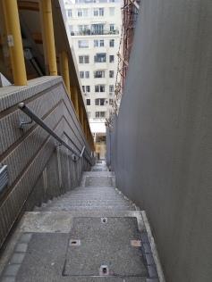 Central to Mid Level Escalators