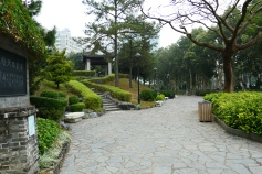 Kowloon Walled City Park Entrance